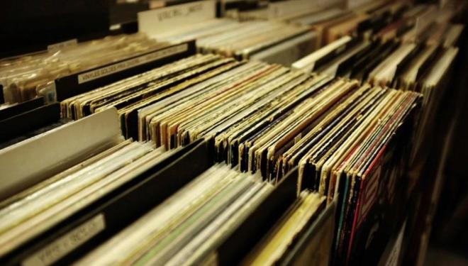 Where to buy records in London
