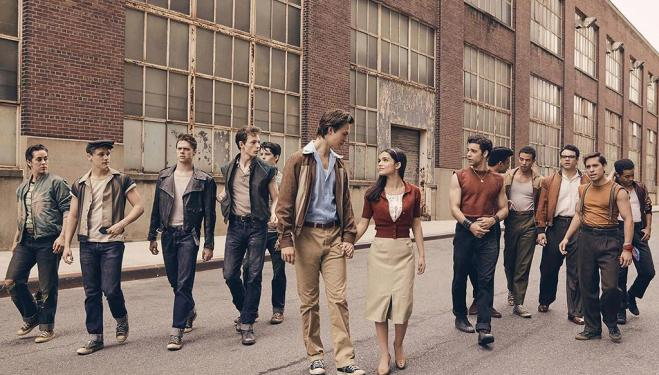 Spielberg West Side Story remake: first look at the new cast