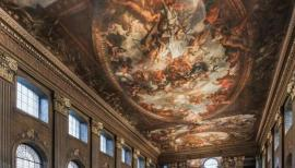 Most Instagrammable ceilings in London