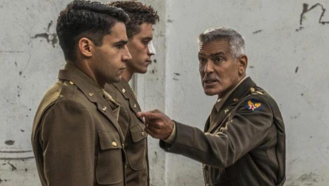George Clooney is hilarious in Catch-22
