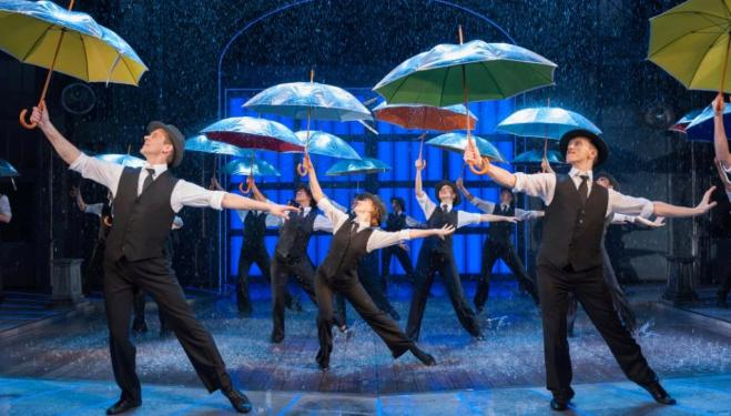 Singin' in the Rain, Sadler's Wells