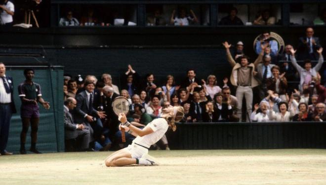 Relive the Wimbledon Championships of 1980