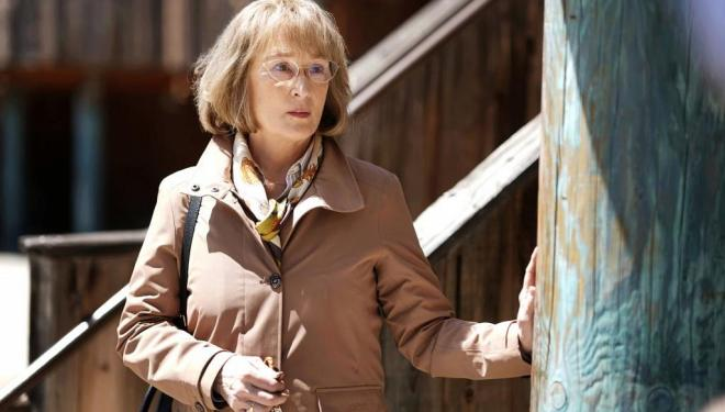 Meryl Streep in Big Little Lies season 2, Sky Atlantic