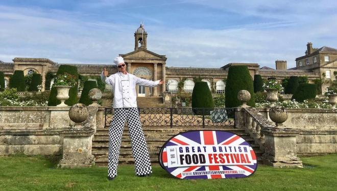 The Great British Food Festival returns
