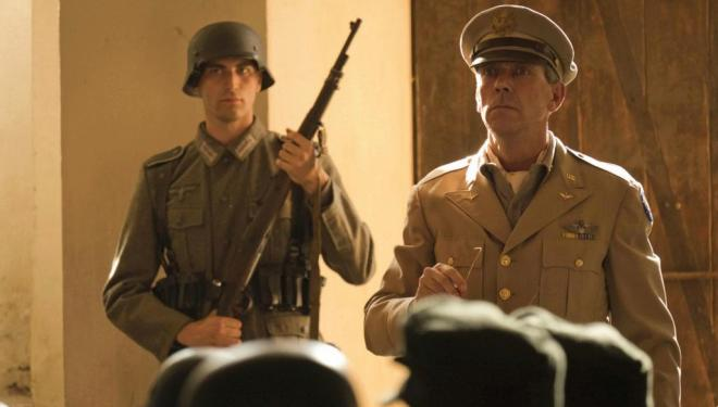 Hugh Laurie in Catch-22, Channel 4