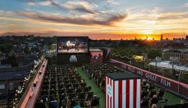 Rooftop Film Club are one of many experts taking care of film lovers in London this summer