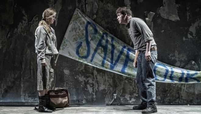Europe, Donmar Warehouse review. Photo credit: Marc Brenner