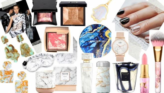 Marble Fashion & Beauty: CW Shops