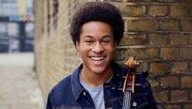 Sheku Kanneh-Mason's Prom is screened on 25 Aug. Photo: Lars Borges