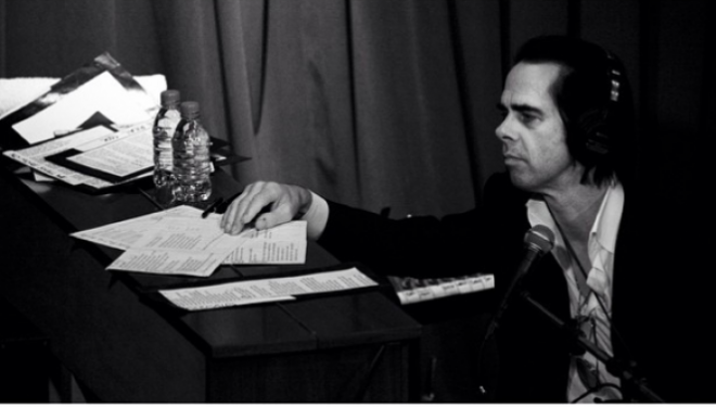 Nick Cave announces 2015 Europe Tour