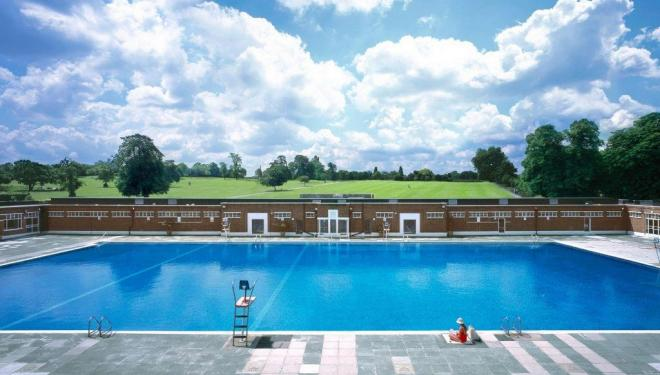 Sip and Dip, Brockwell Lido