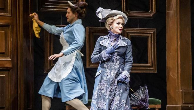 La Fille du Régiment, Royal Opera House review