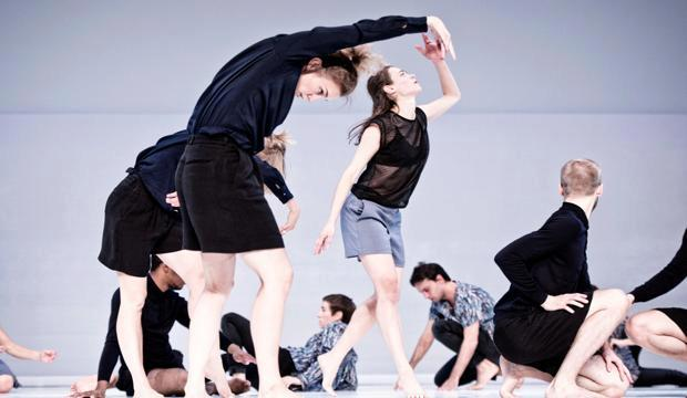 Swedish avant-garde dance at the QEH