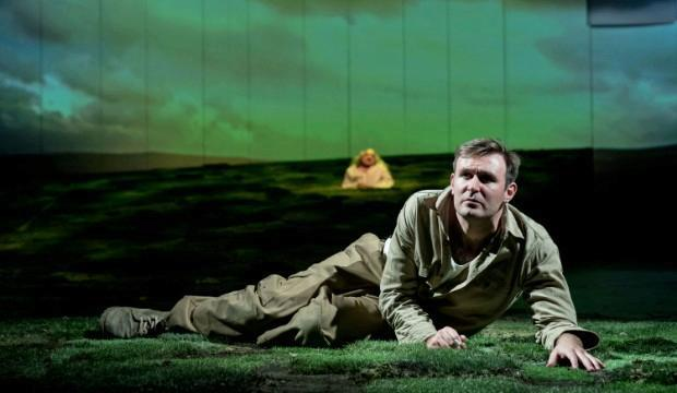 James McArdle in Peter Gynt, National Theatre