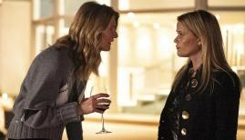 Laura Dern and Reese Witherspoon in Big Little Lies, Sky Atlantic