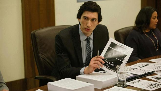 Adam Driver and Annette Bening in post 9/11 CIA drama