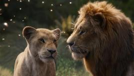 Donald Glover and Beyoncé voice Simba and Nala in Jon Favreau's The Lion King