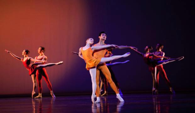 A varied Triple Bill from the Royal Ballet