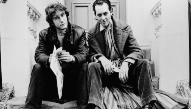 Paul McGann and Richard E Grant play the leads in Withnail and I