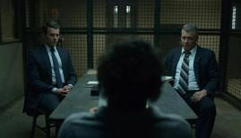 Jonathan Groff and Holt McCallany in Mindhunter season 2, Netflix