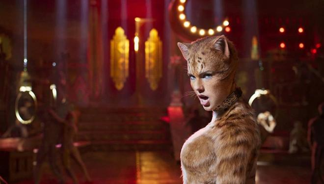 Taylor Swift in Cats (2019)
