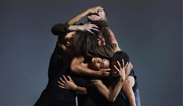 Young Dancers dazzle at Sadler's Wells