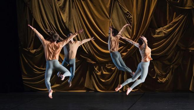 Dance Umbrella honours Merce Cunningham