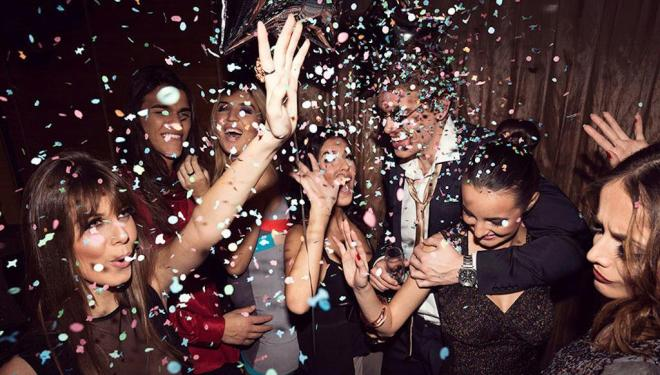 New Year's Eve parties you can still book