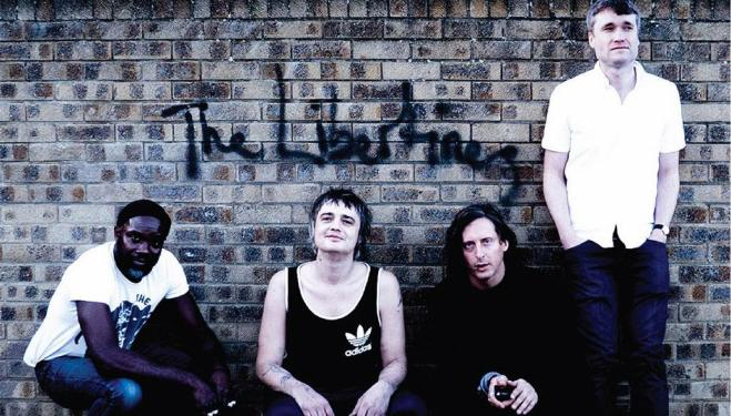 Don't miss the Libertines in London
