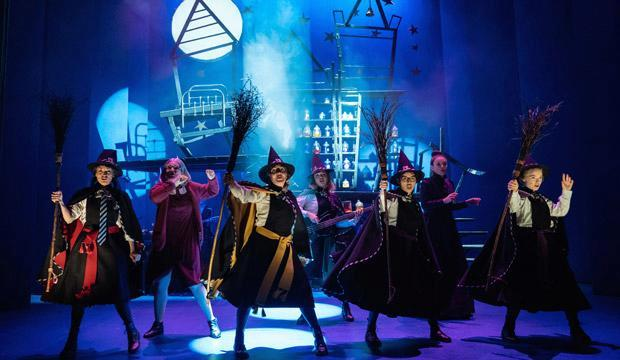 The Worst Witch hits the West End stage this summer. Photo: Manuel Harlan