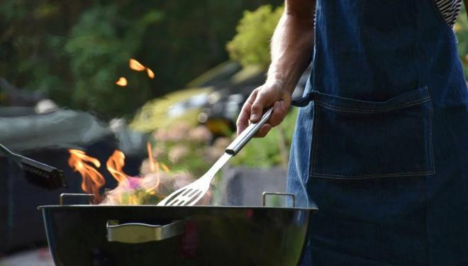 Barbecue friendly parks in London