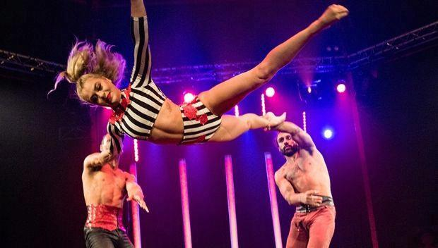 A decadent circus sensation comes to London
