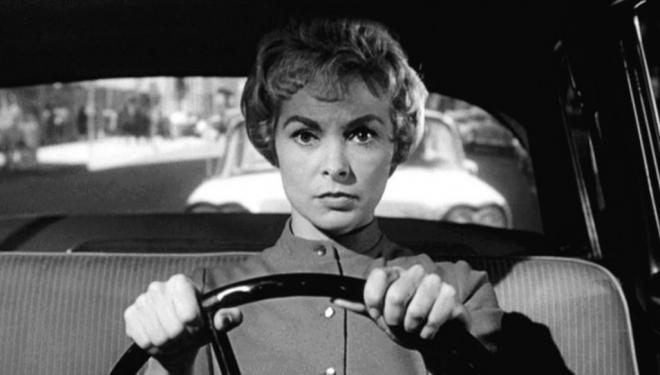 Janet Leigh in Psycho, coming to Netflix in August
