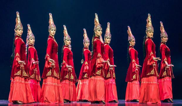 Astana Ballet, The Heritage of the Great Steppe, photo Askhat Nurekin