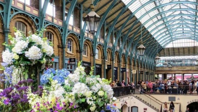London Beauty Week comes to Covent Garden