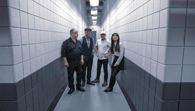 Sounds like Fight Club: Catch Pixies at Ally Pally
