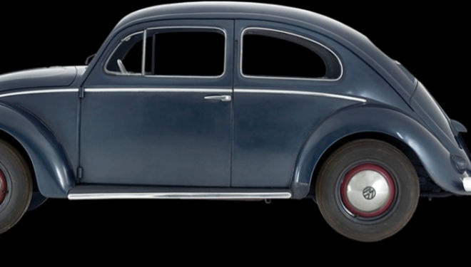 VW beetle, Germany: Memories of a Nation, courtesy of British Museum