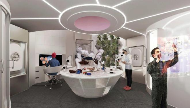 Mars Habitat by Foster + Partners