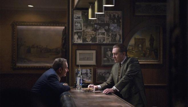 Scorsese brings new caper The Irishman to London Film Festival