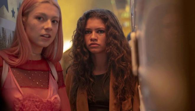 Zendaya gives a magnetic performance in Euphoria