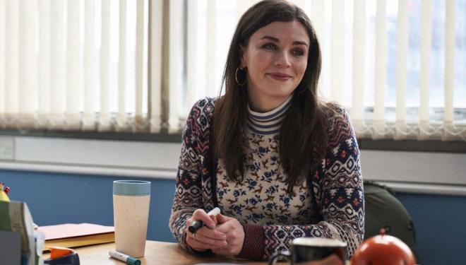 Aisling Bea and Sharon Horgan discuss This Way Up
