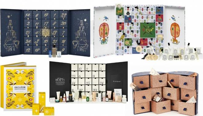 BEAUTY ADVENT CALENDARS 2019