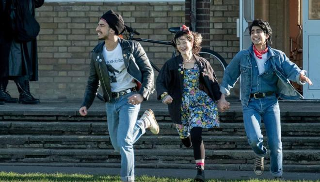 Head to cinemas with a spring in your step