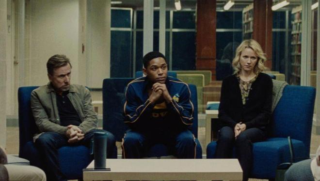 In Luce, Naomi Watts battles psychological warfare