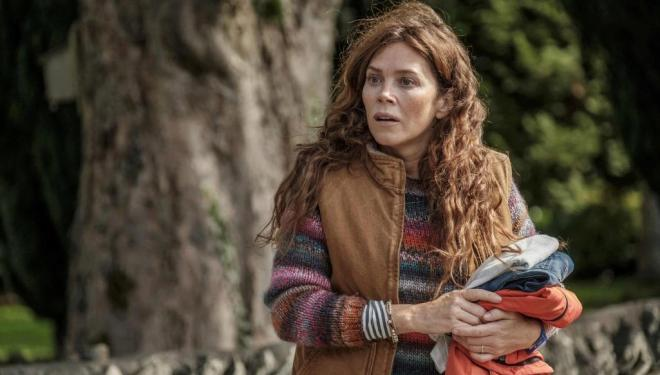 Anna Friel in Deep Water, ITV