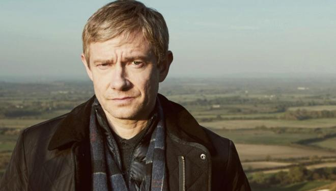 Martin Freeman plays it natural in A Confession