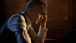 Cillian Murphy in Peaky Blinders, 25 August on BBC One