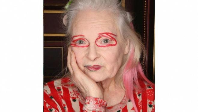 London fashion talks to book now: Vivienne Westwood