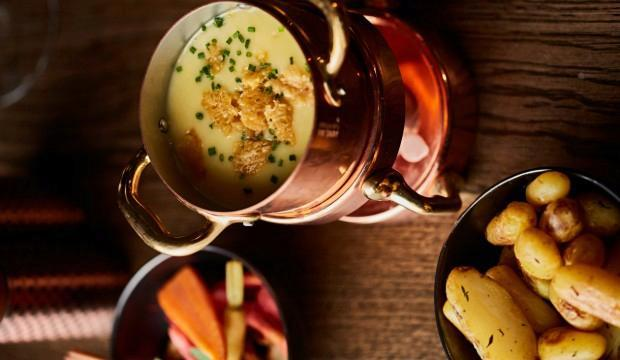 Heritage: London's first Swiss-inspired restaurant