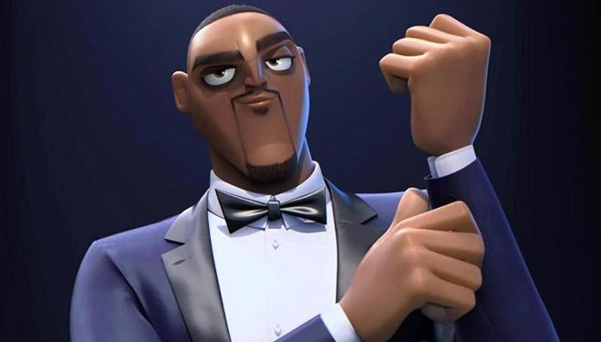 Does Spies in Disguise have the best movie twist of the year?